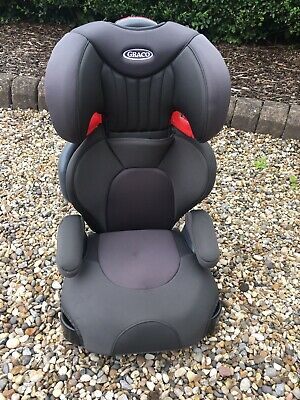 £10 • Buy Graco Group 2/3 High Back Car Booster Seat