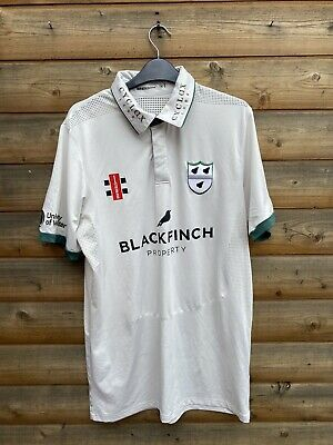 £15.99 • Buy Worcestershire County Cricket Shirt, White, Size M