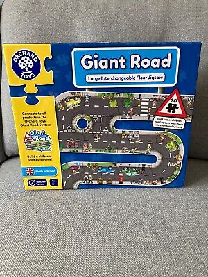 £10 • Buy Orchard Toys Giant Road Jigsaw Puzzle - 20 Piece (301604)