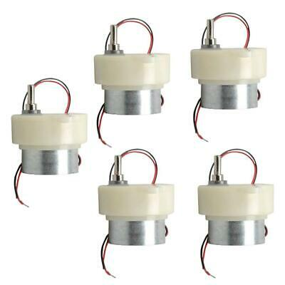 £9.64 • Buy 5 Pieces Speed Reduction Motor Reducer RC Robot Boat Model Parts Electric