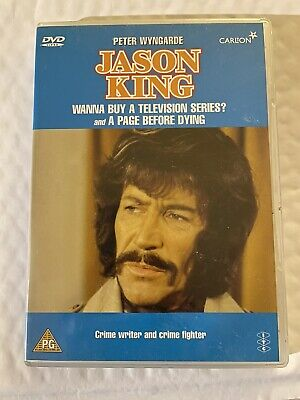£2 • Buy Jason King - Vol. 1 - Episodes 1 And 2 - Wanna Buy A TV Series? / A Page Before