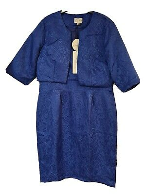 £10 • Buy Ladies 1940s Style Dress And Jacket