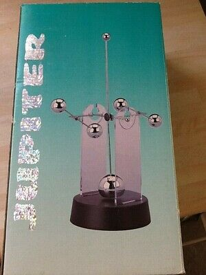 £13 • Buy Jupiter And Moons Kinetic Sculpture Desk Toy- New And Boxed