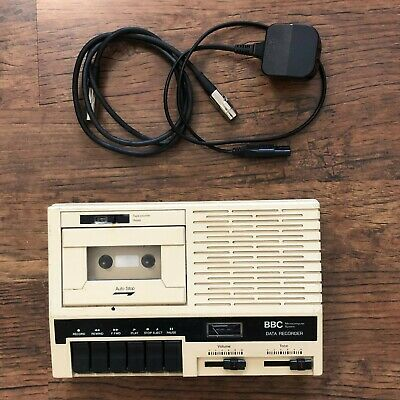 £65 • Buy Acorn ANF03 | DATA CASSETTE RECORDER FOR BBC / Electron | TESTED & WORKING | VGC