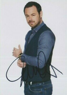£5.99 • Buy Danny Dyer   **HAND SIGNED**  6x4 Photo  ~  Eastenders  ~  AUTOGRAPHED