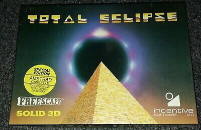 £3.99 • Buy Total Eclipse Special Edition   : Amstrad CPC 464 664 6128 TAPE