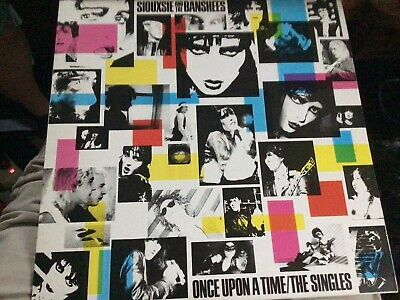 £2 • Buy Vinyl Record Siouxsie And The Banshees ONCE UPON THE TIME