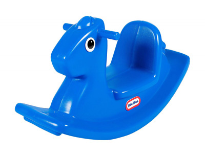 £25 • Buy BRAND NEW Little Tikes Rocking Horse Blue Kids Play Toy Baby 12 Months