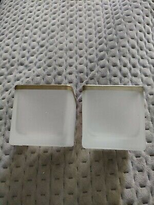 £2 • Buy Yankee Candle 2 Votive Frosty Holders