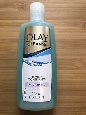 AU13.47 • Buy Olay Cleanse Toner With Witch Hazel Face Cleanser Astringent 7.2 Oz NEW