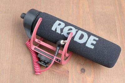 £36.34 • Buy Rode Videomic GO On Camera Shoe Mount Rycote Lyre Onboard Microphone