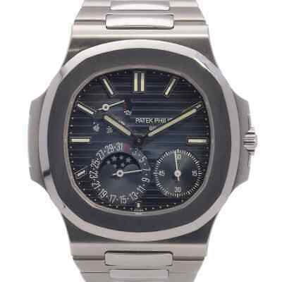 £85000 • Buy Patek Philippe Nautilus 5712/1A-001 With 40mm Steel Case And Blue Dial. Excel...