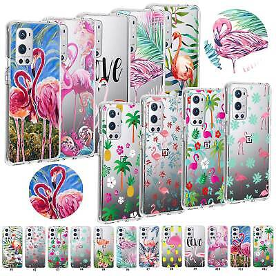 AU6.75 • Buy Shockproof Case For OnePlus Nord 2 5G CE N10 N100 N200 Flamingo Soft TPU Cover