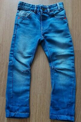 £1.99 • Buy Boys Jeans Age 3-4yrs By George Worn Once Ex Condition. Adjustable Waist.