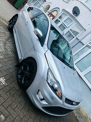 £2200 • Buy Ford Focus 2.5 St 2008 Silver