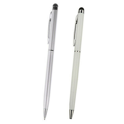 £3.68 • Buy 2x Multipurpose 135MM Capacitive Stylus For I-Pad Cell Phone PC Accessories
