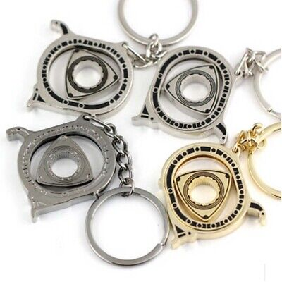 £4.32 • Buy Hard Portable Auto Parts Home Decor Styling Alloy Jewelry Accessories Key Ring