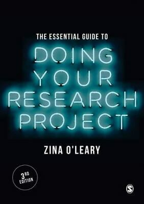 £19.13 • Buy The Essential Guide To Doing Your Research Project