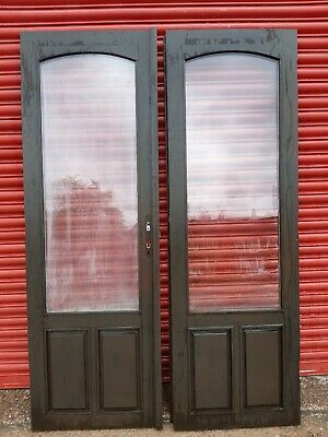 £60 • Buy Reclaimed External Timber French Doors