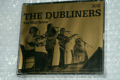 £2.50 • Buy THE  DUBLINERS ** WILD ROVER ** 2x CD ALBUM ** NEW & SEALED **...FATBOX CASE ..
