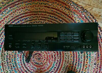 £80 • Buy Vintage Yamaha DSP-A592 5.1Ch Digital Dolby Sourround AV Receiver Amplifier Amp