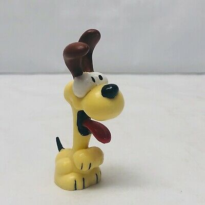 £10.15 • Buy Vintage Garfield Odie Dog 1983 2.5  PVC Figure Collectible 1980s Character Toys