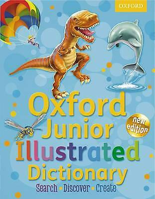 £3 • Buy Oxford Junior Illustrated Dictionary By Oxford Dictionaries (2011)