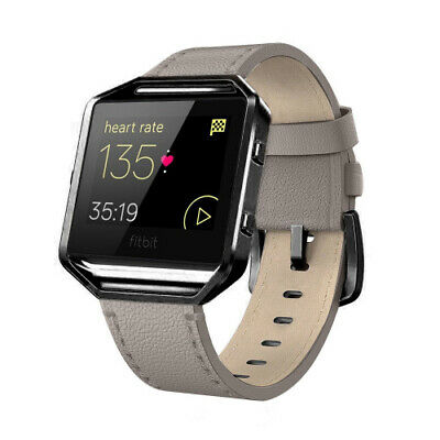 AU44.60 • Buy Andyou Fits Fits Fitbit Blaze Bands Leather With Frame Small Large (13cm -