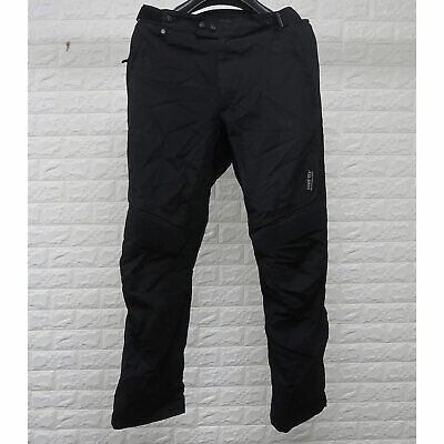 £148 • Buy Held Arese Gore-Tex Motorcycle Motorbike Textile Jeans - Black Size XL