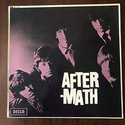 £74.99 • Buy The Rolling Stones - Aftermath - 1966 First UK Export Press VG+/NM