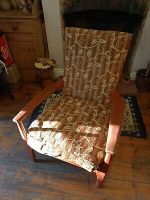 £15 • Buy Parker Knoll 988 Series Rocking Chair, Refurbishment Project.