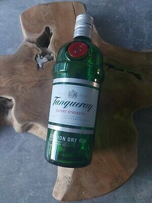 £3 • Buy Empty Tanqueray Gin Bottle 70 Cl Perfect For Weddings, Candles, Lights, Flowers