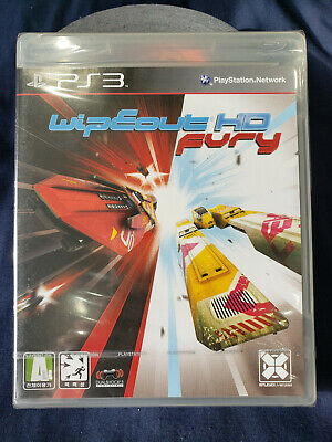 £39.92 • Buy Wipeout HD Fury Asian English + Korean Complete PS3 Rare