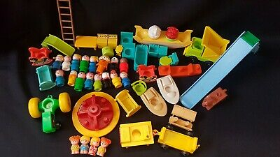 £15.99 • Buy Fisher Price Little People Figures Playground Houseware Vintage Retro Toys