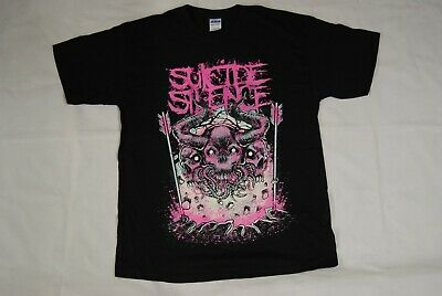£10.99 • Buy Suicide Silence Arrow T Shirt New Official You Can't Stop Me Cleansing Rare