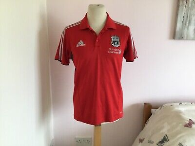 £17 • Buy 2011 Red Liverpool Training T-Shirt, Adidas VGC Adults