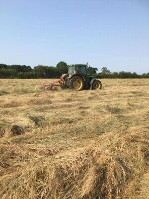 £4 • Buy Small Square Conventional Hay Bales