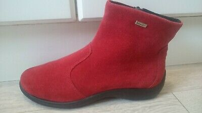 £24.99 • Buy Rohde Wide Fit Suede Sympatex Ankle Boots.worn Once