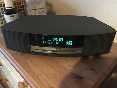 £275 • Buy Bose Wave Music System Iii. CD, FM, DAB. With Remote, Copy Of Manual.