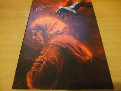 £13.99 • Buy Image Infidel #1 1st Print Cover C Signed By Aaron Campbell. Extremely Rare