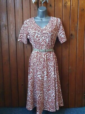 £5 • Buy Cotswold Collection Size S ( Uk 8-10) Summer Dress 100%  Pure Cotton