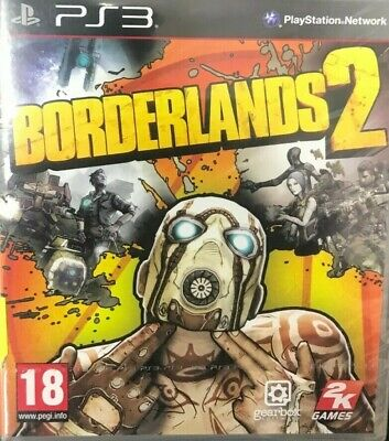 £9.99 • Buy  BORDERLANDS2 PS3 Brand New Game Officially Sealed Quick Dispatch PlayStation 3