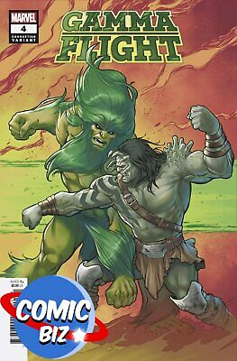 £3.65 • Buy Gamma Flight #4 (2021) 1st Printing Connecting Variant Cover Marvel Comics