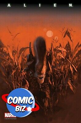 £3.65 • Buy Alien #7 (2021) 1st Printing Bagged & Boarded Aspinall Main Marvel Comics