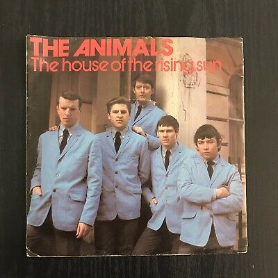 £5 • Buy The Animals - The House Of The Rising Sun