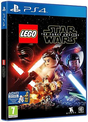 £12.99 • Buy Lego Star Wars Force Awakens (PS4) *Brand New & Sealed* PlayStation 4 Game