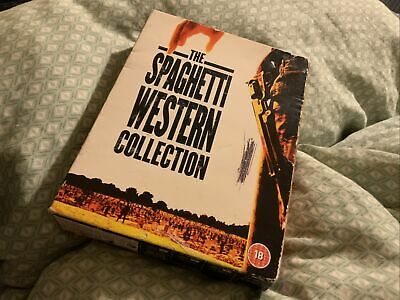 £7.99 • Buy Spaghetti Westerns Collection : Fistful Of Dollars / For A Few Do... - DVD  PUVG