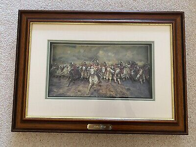 £200 • Buy Scotland Forever Military 3d Decoupage Picture