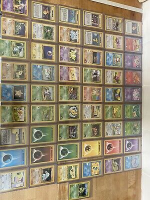 £100 • Buy First Addition Pokemon Cards, Fossil, Jungle, Neo, Gym Etc