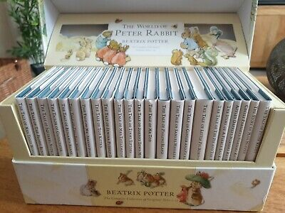 £20 • Buy The World Of Peter Rabbit Complete Collection Beatrix Potter